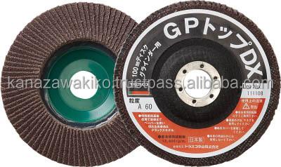 Abrasive Disk Paper Gp Top Dx (deluxe) Gp100dx