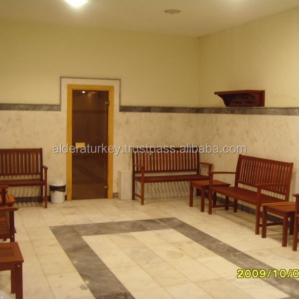 Baño Turco Hammam Hamam Cuencas Bathouse Sauna Turquía Construir ...