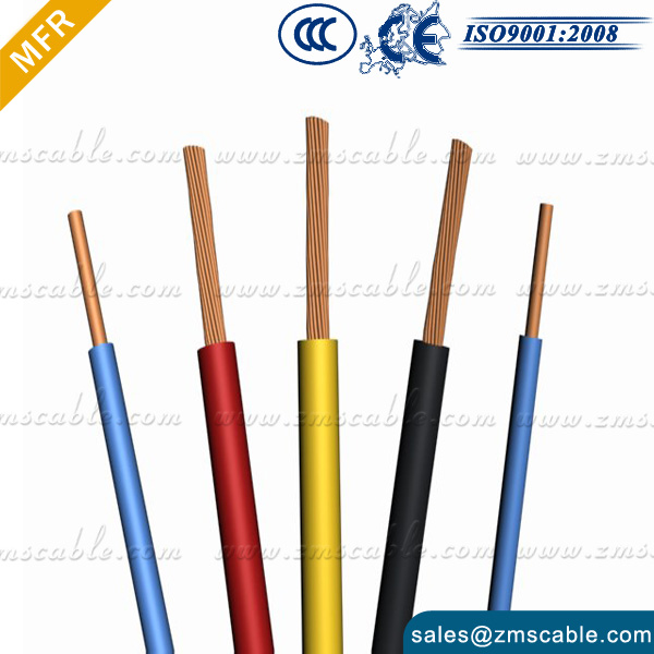 Copper Cable 2 5mm 3 Conductor : Bvvb pvc insulated electrical cable wire size copper