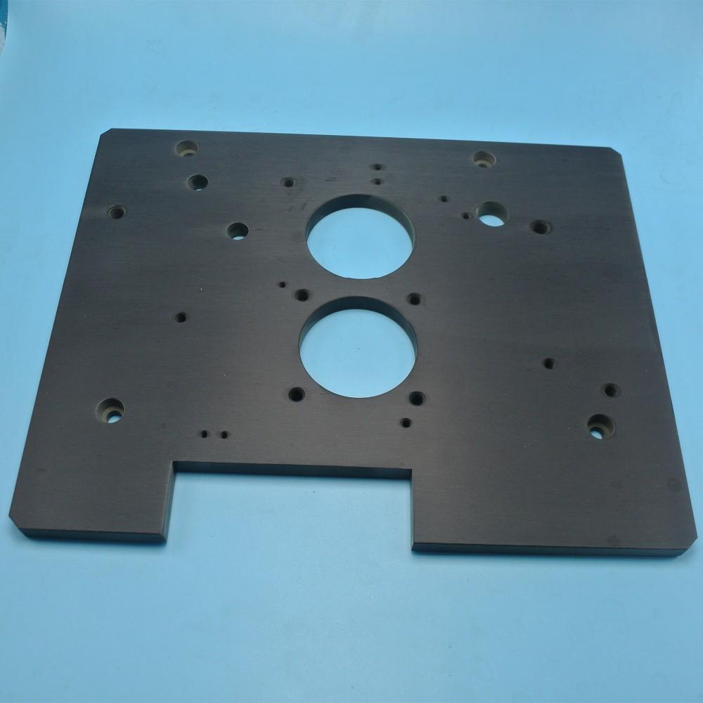 Cnc Machining Bakelite Plastic Fixing Plate Bakelite