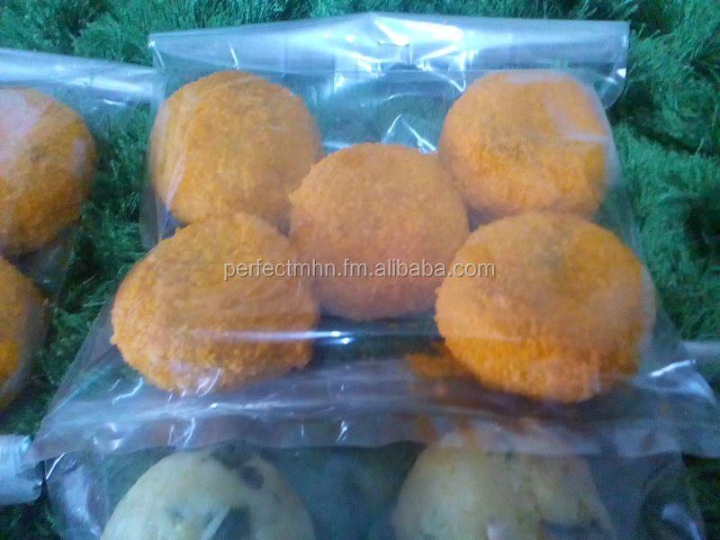 Begedil Frozen - Buy Begedil Coated Frozen Instant Food Product on  Alibaba com