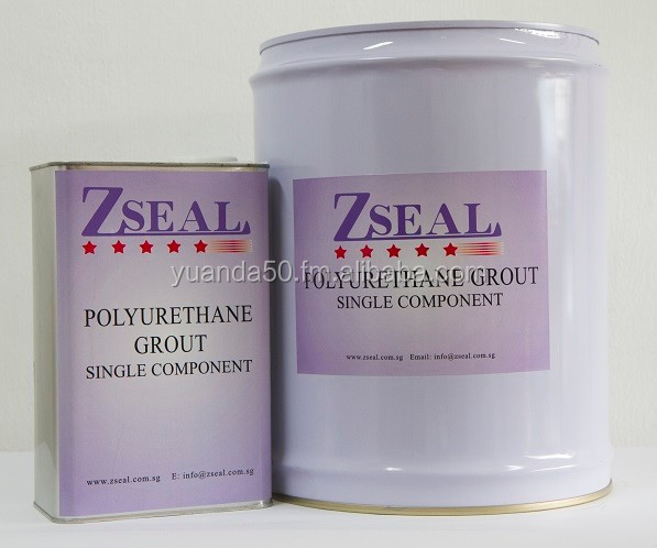 Zseal Polyurethane Grout (single component)