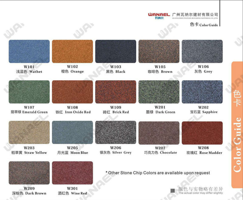 Soncap Heat Resistant Roof Covering Materials Wanael Roof