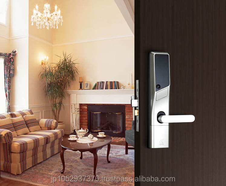 DIGITAL LOCK WS200 innobative, simple and smart electronic lock for modern furniture modern by ALPHA (Japanese brand)