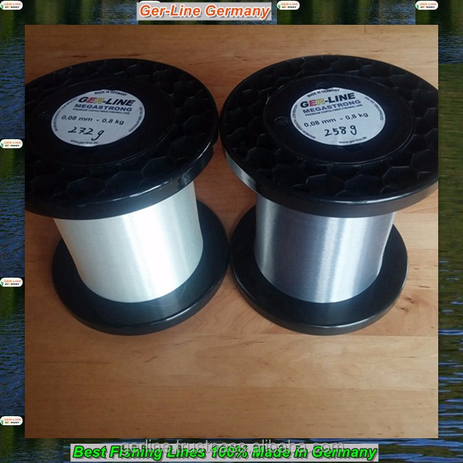bulk German best mono fishing line made in Germany 0.10-0.60mm HYPERSTRONG