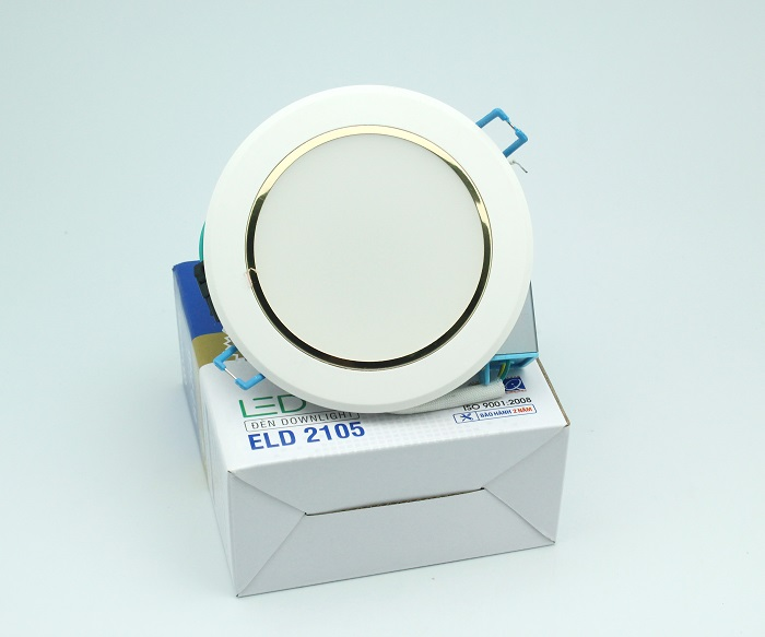 Tricolor 3 w 5 w 7 w multipower 2 jaar garantie beleid Led licht downlight