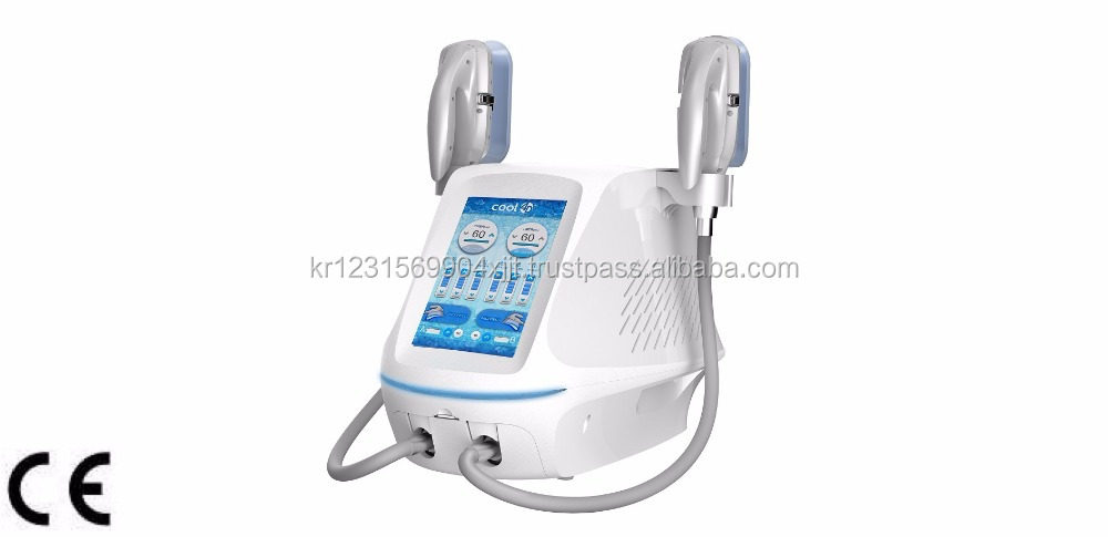 Cool4D for Freezing Fat away / Cryo /360 Surround Cooling / Slimming / Shaping / Dual handpiece / Minimal size / beauty