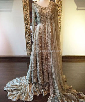 Pakistani Designer Bridal Wedding Wear Dresses 2017