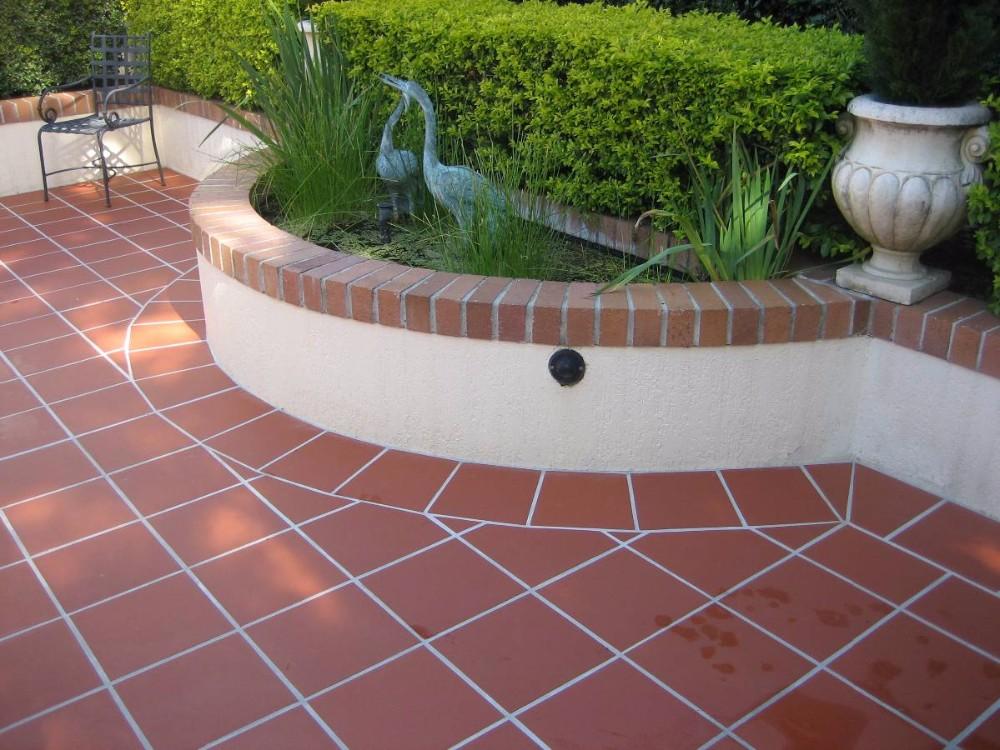 Non Slip Terracotta Semi Outdoor Floor Tile Buy Floor TileFloor
