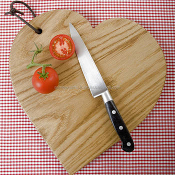Heart shape Chopping Board Manufacturer in India