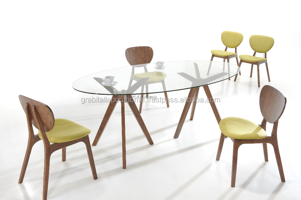 Ivo Dining Table And Dining Chair Set