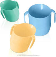 Plastic baby training cup, toddler cup, children cup