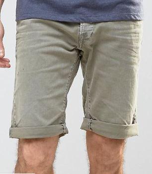 Custom Coloured Regular Straight Fit Men Denim Short Jean Shorts Are