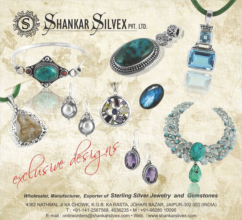 SHANKAR SILVEX PRIVATE LIMITED - Silver jewelry,925 Sterling ...