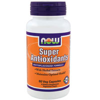 Super Antioxidants, 60 Vcaps by Now Foods