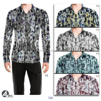 digital print shirt fabric polyester fabric suppliers
