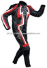 Leather And Authentic Keprotec Kevlar Motorbike Suit , Motorcycle Racing Wear