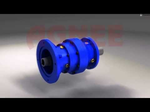Planetry Gearbox, Bevel Planetary Gearbox, Foot Mounted / Flange Mounted Geared Motor