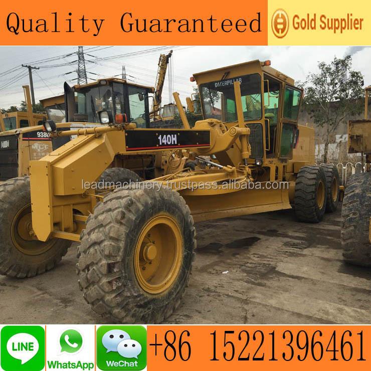 Cat 140h Motor Grader, Cat 140h Motor Grader Suppliers and ...