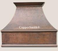 CopperSmith Traditional Range Hood