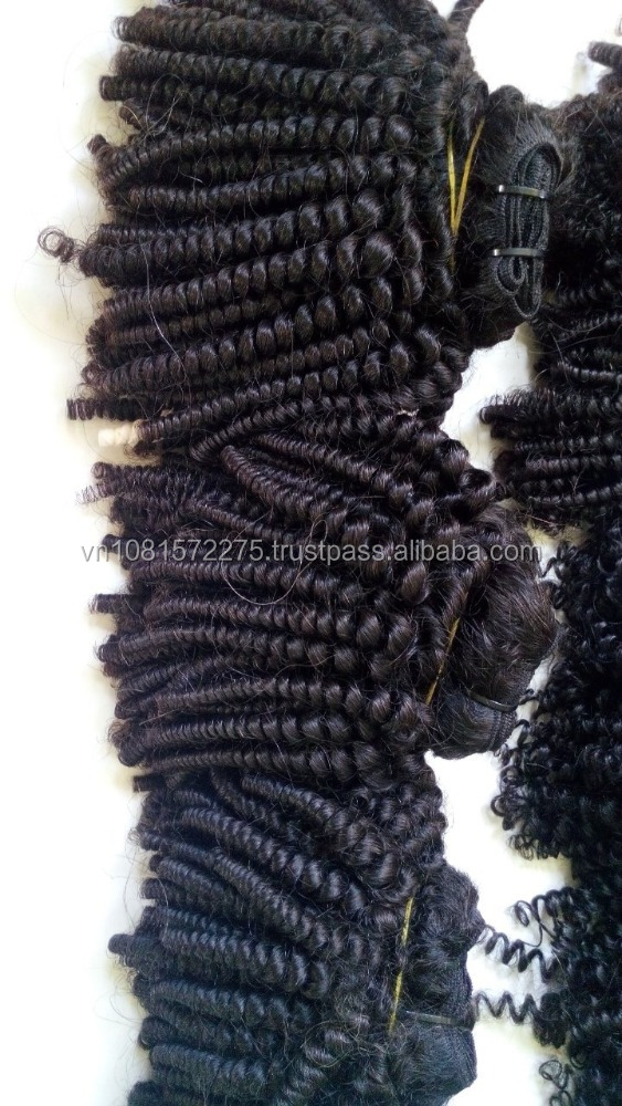 Brazilian virgin hair deep wave stromg and silk 3pcs /lot, 7A grade quality , human hair products