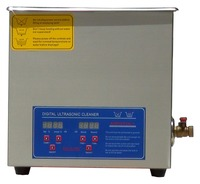 Jakan 14L Stainless Steel Ultrasonic Cleaning Supplies for Medical Devices,Electronics,Mechanical Parts,Containers.