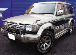 Low cost and Durable used mitsubishi pajero diesel for irrefrangible accept orders from one car