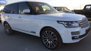 RANGE ROVER AUTOBIOGRAPHY 5.0 SCV8 2014 LWB B6- Armoured