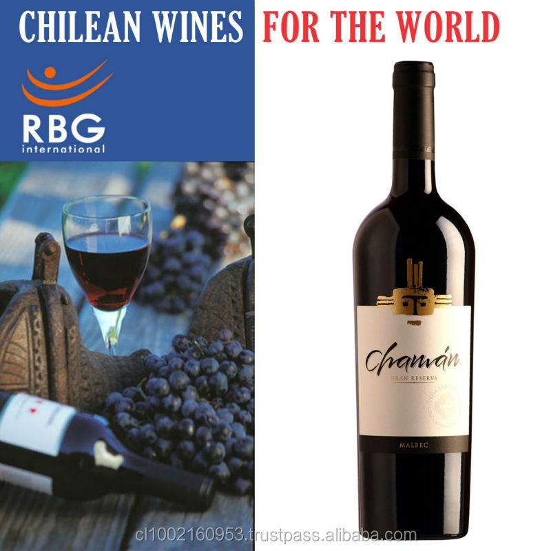 Chaman Gran Reserva Malbec Red Wine