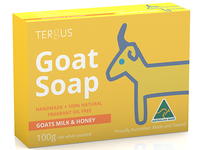 Goat Soap-----Goats milk & Honey