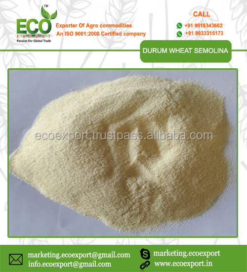 semolina flour for pasta production , durum wheat semolina flour , fine semolina flour