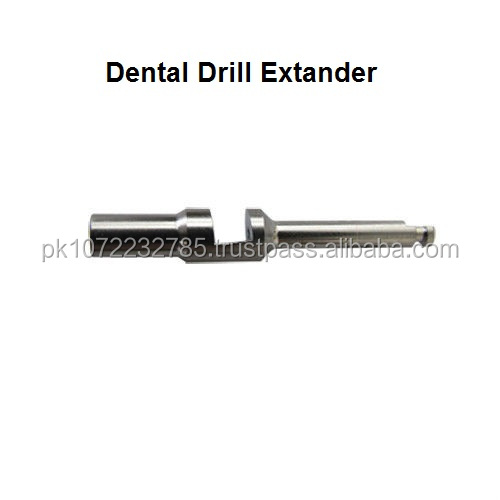 Dental Drill Extender Increases operating length