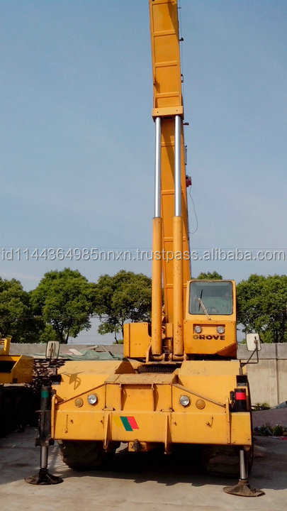 TADANO 90 ton folding arm crane for sale in shanghai