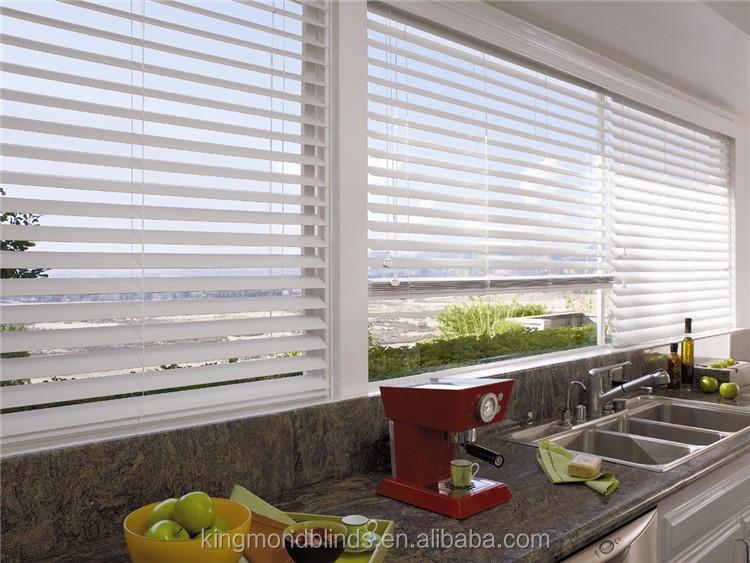 Goedkope mm slat breedte aluminium keuken jaloezieën buy