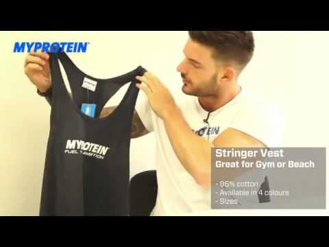 Myprotein Stringer Vest - Product Review