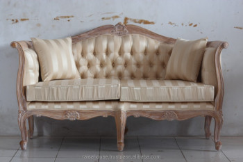Reclaimed Furniture - Sette Sofa 2 Seater Indonesia Furniture