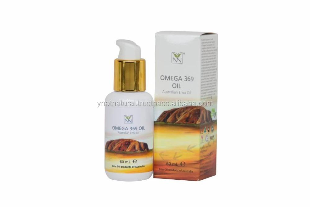 Omega 369 Oil Australian Emu Oil