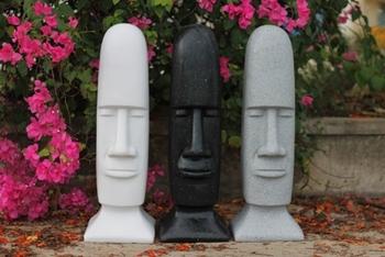 Easter Island Head For Outdoor, Easter Island Lawn U0026 Garden Patio Outdoor  Head Statue,