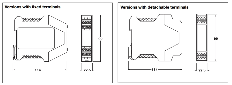Nes13db24sa Safety Modules Emergency Stop And Safety Gate