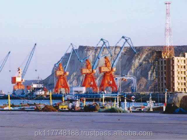 REAL ESTATE- DEEP SEA PORT, GWADAR, PAKISTAN.