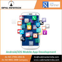 High Mobile Android App Development and iOS Application Development