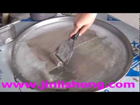 Cheap ice cream roll find ice cream roll deals on line at alibaba get quotations jin li sheng fry ice cream machine making ice cream in roll ccuart Image collections