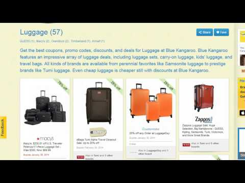 Cheap Luggage Deals and Discounts on Luggage Sets and Carry On Luggage