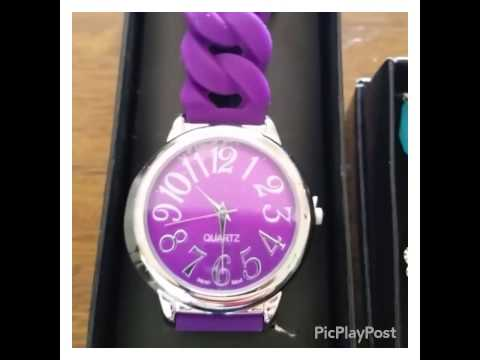 Avon jewelry and watches