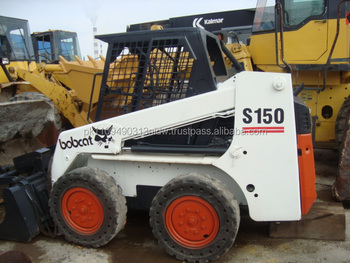 Used Bobcat Skid Steer Loader Bobcat S150 S130 S140 Skid Steer