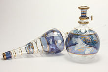 glass incense burner and burner fragrance lamp