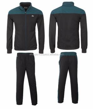 Men's Fashion Sports Jacket  jogging Pants Tracksuit 2pcs Wh1568 ...