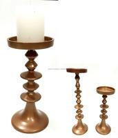 Hotel Decoration Royal Gold Candle Holder Stand for Wedding & Home decoration, Candelabra