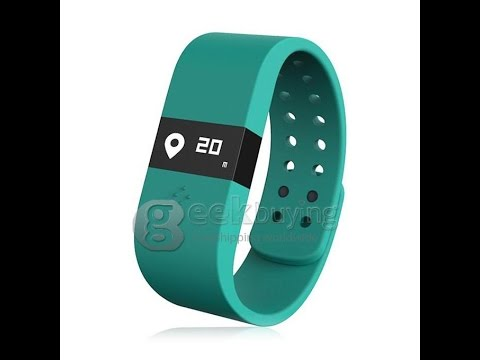 Digicare ERI Sports LED Touch Screen Smart Bracelet Watch Bluetooth 4.0