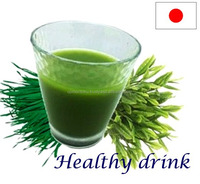 Easy to use organic barley grass powder Aojiru green juice , OEM available